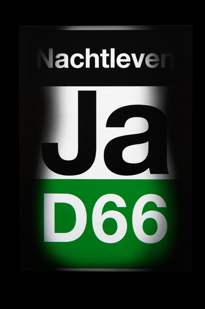 D66 Nightlife Yes! Matt van Leeuwen