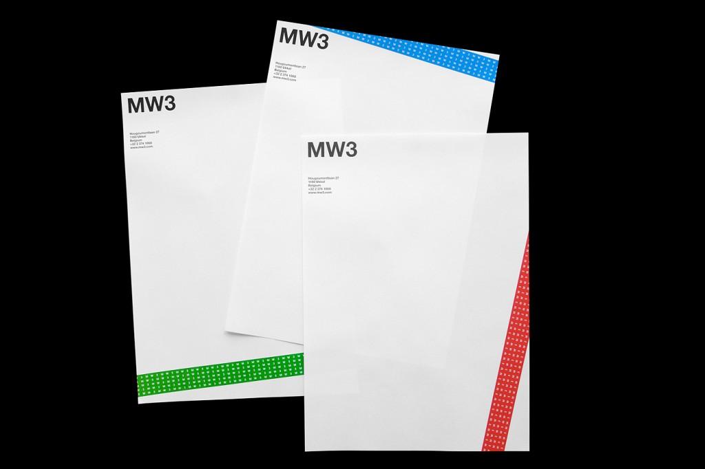 MW3 Visual Identity