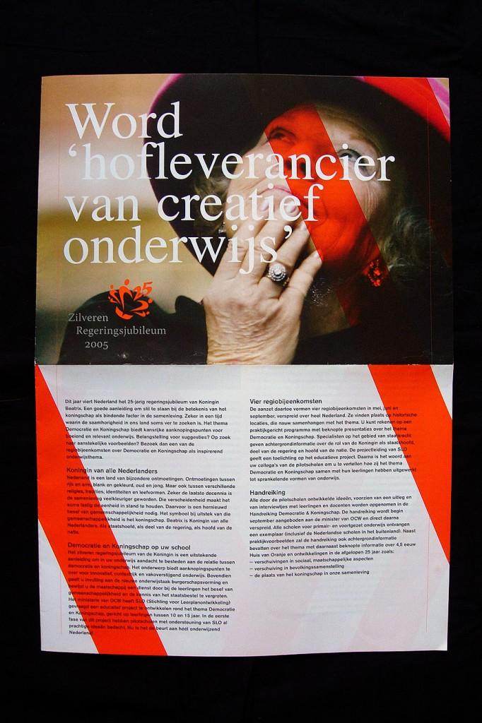 House of Orange in Dutch education
