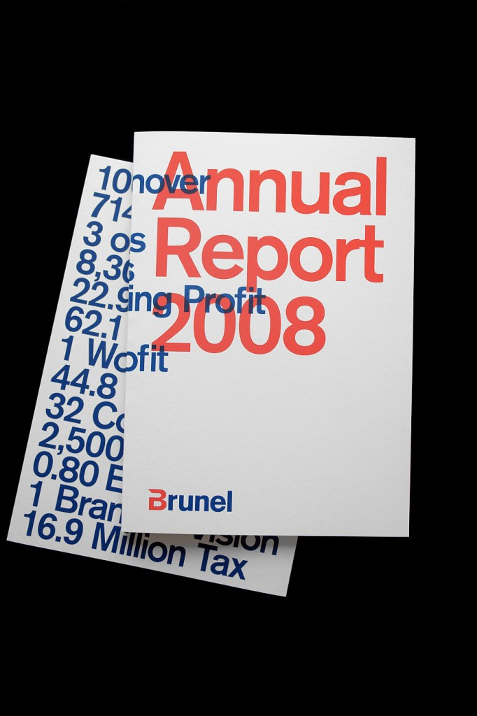 Brunel Annual Report '08 Matt van Leeuwen