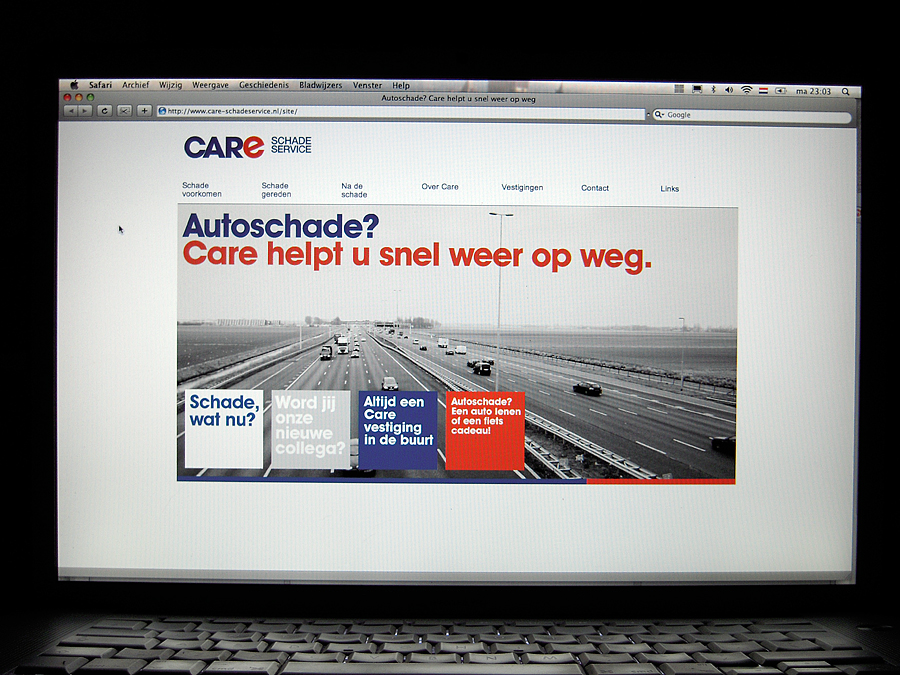 Care Visual Identity