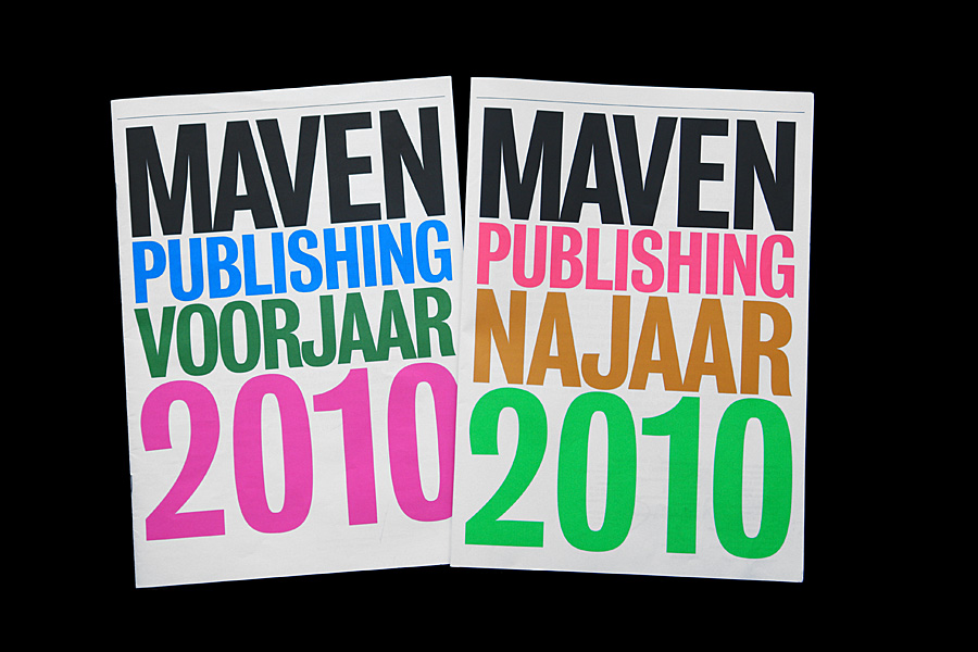 Maven Publishing Fall 2010