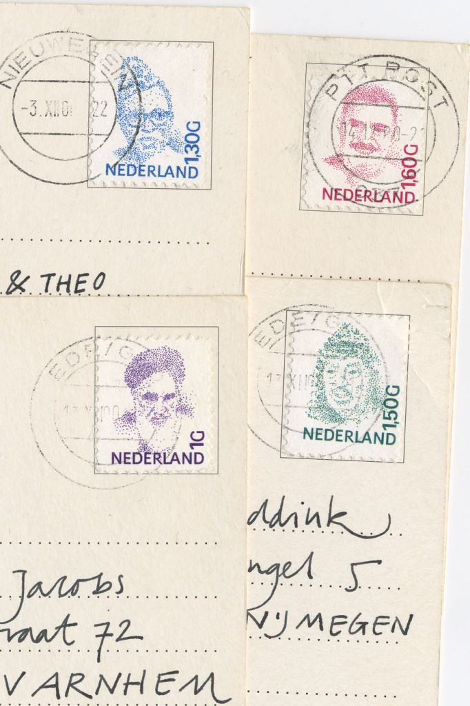 postzegels / poststamps