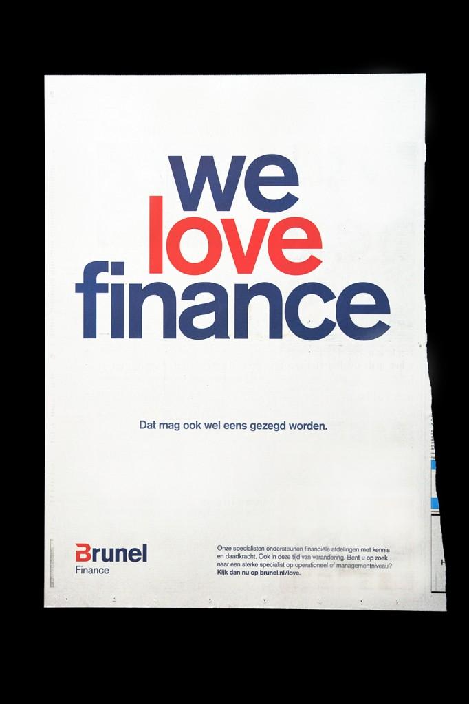 We Love Finance