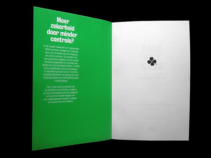Dans Met Kans / Dance With Chance, Matthijs Matt van Leeuwen, G2K Designers, Amsterdam, Makridakis, Hogarth, Gaba