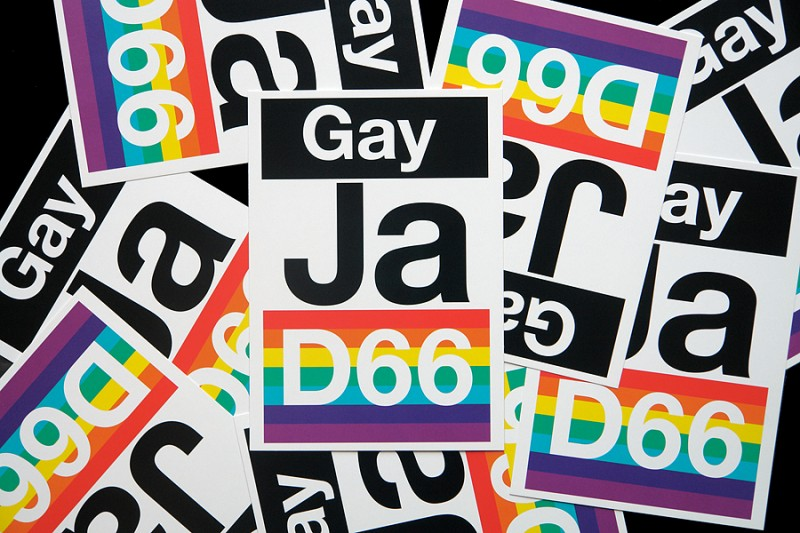 D66 Gay Yes!