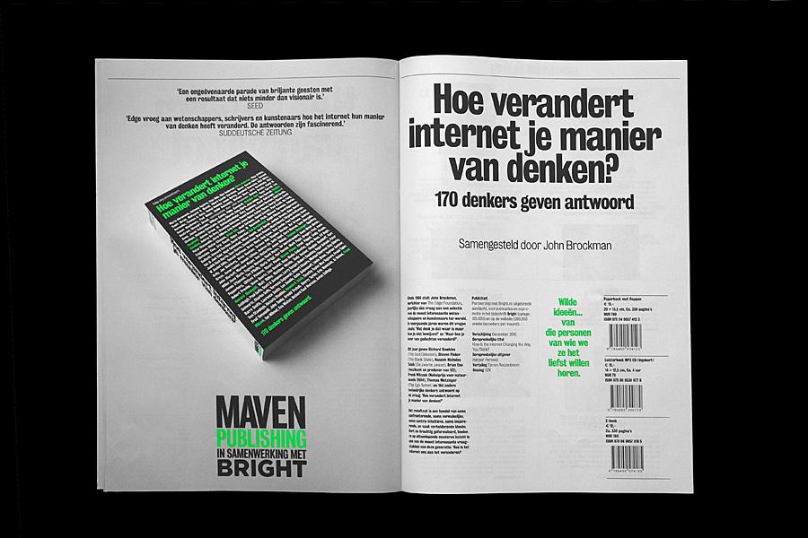 Maven Publishing Fall 2010, Matthijs Matt van Leeuwen, G2K Designers, Amsterdam