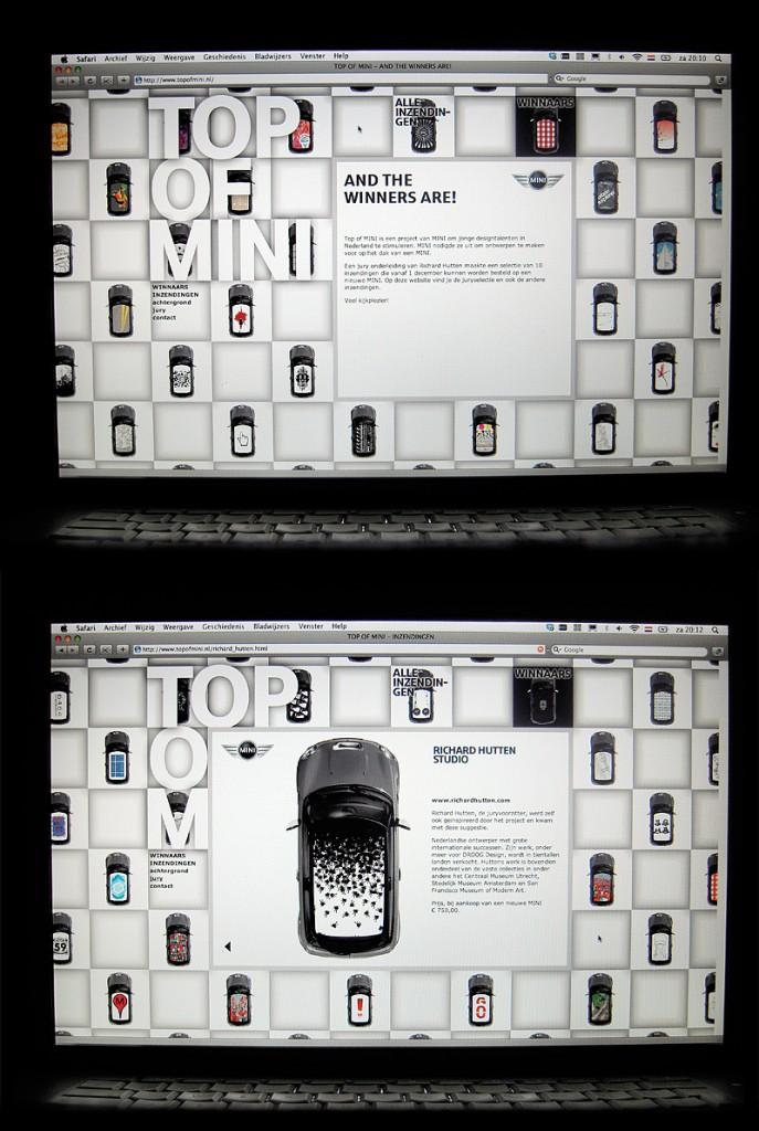 Top Of Mini, Matthijs Matt van Leeuwen, G2K Designers, Amsterdam