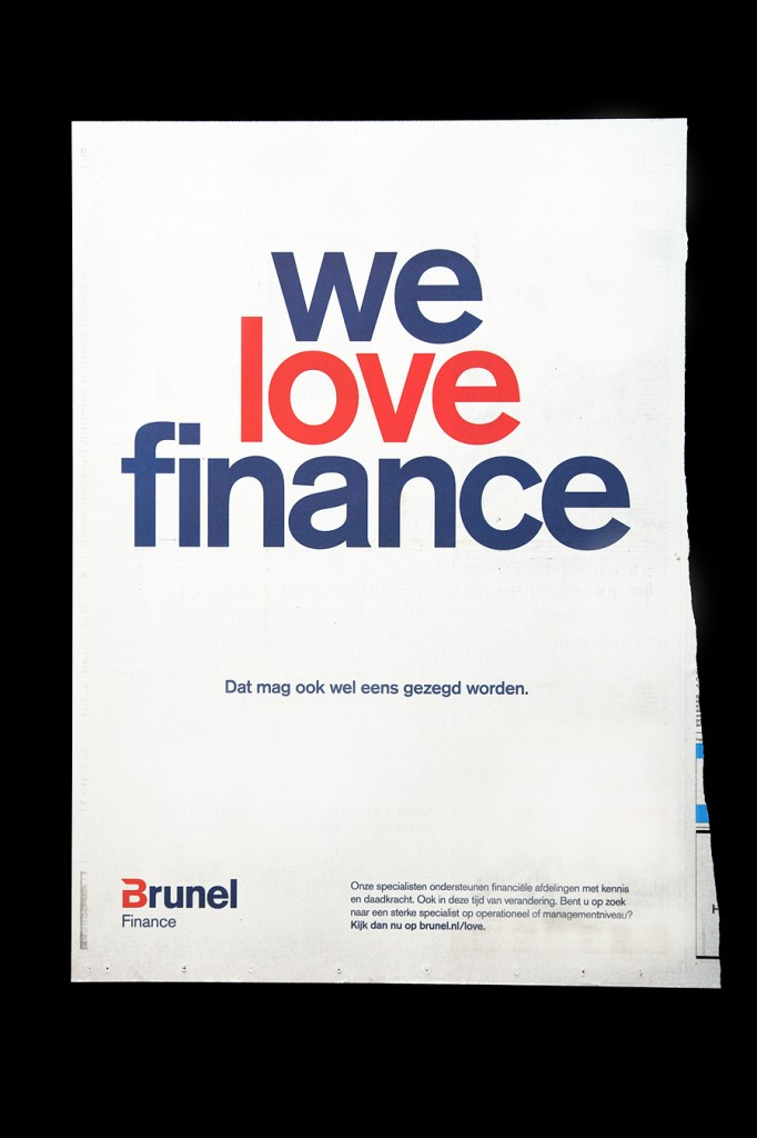 Matthijs, Matt van Leeuwen, G2K Designers, Amsterdam, Brunel, We Love Finance